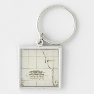 The Caspian See Keychain