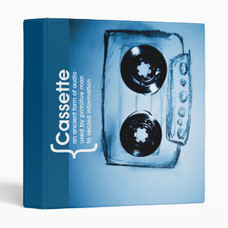 The Cassette Tape Binders