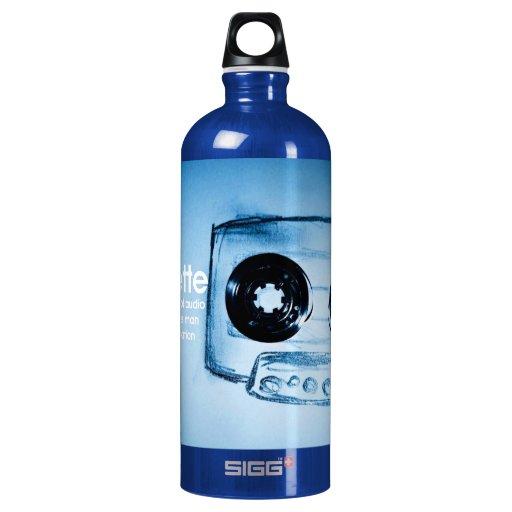 The Cassette Tape SIGG Traveler 1.0L Water Bottle