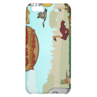 The Cast of Characters iPhone 5C Cases