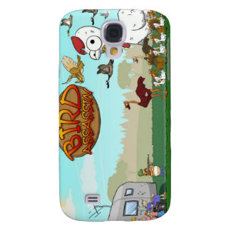 The Cast of Characters Samsung Galaxy S4 Cover