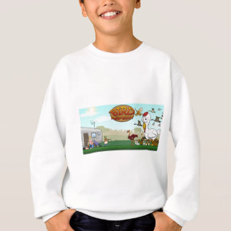 The Cast of Characters Sweatshirt
