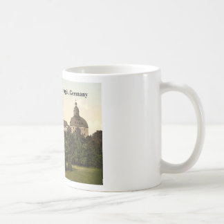 The castle 1905, Gotha, Thuringia, Germany Coffee Mug