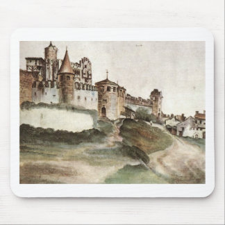 The Castle at Trento by Albrecht Durer Mouse Pad