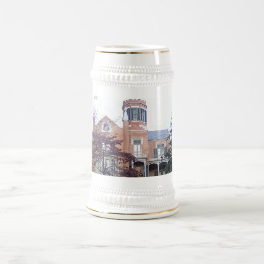 The Castle Beer Stein
