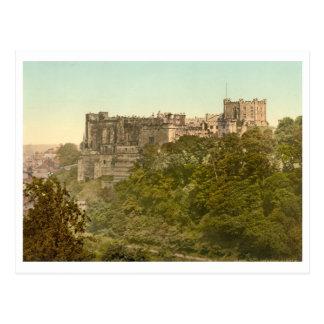 The Castle, Durham, England Postcard
