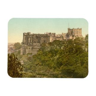 The Castle, Durham, England Rectangular Photo Magnet