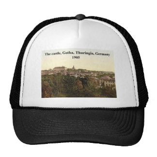 [The castle, Gotha, Thuringia, Germany 1905 Trucker Hat