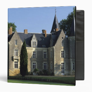 The castle in the park and the gardens MR) 2 3 Ring Binder