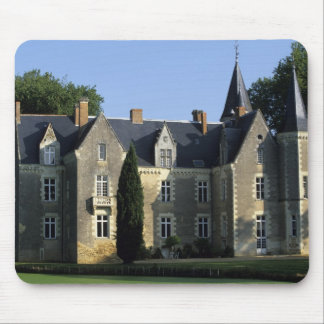 The castle in the park and the gardens MR) 2 Mouse Pad
