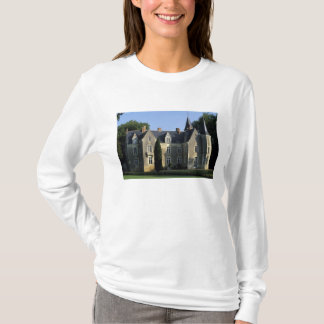 The castle in the park and the gardens MR) 2 T-Shirt