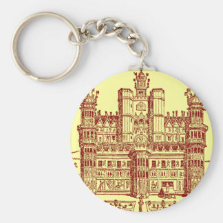 The Castle Keychain