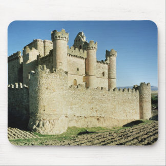 The castle mouse pad