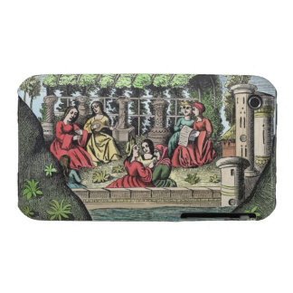 The Castle of Alamond and its Enchantments, from ' Case-Mate iPhone 3 Case
