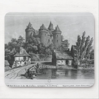 The Castle of Combourg Mouse Pad