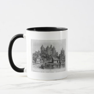 The Castle of Combourg Mug