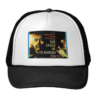 The Castle of Fu Manchu Mesh Hat