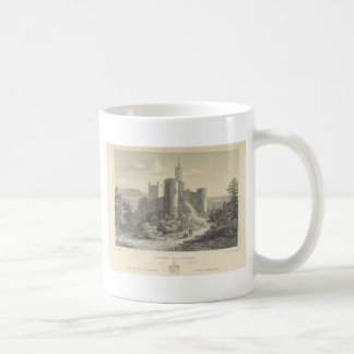 The Castle of ortenberg 1860, Darmstadt Coffee Mug