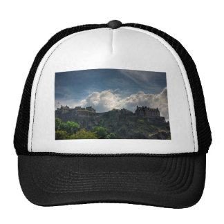 The Castle on the Rock Trucker Hat