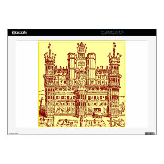 The Castle Skin For Laptop
