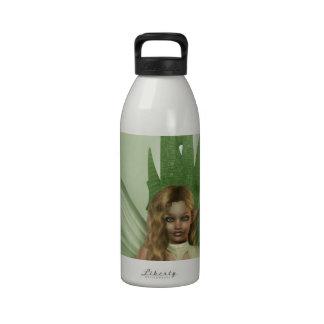 The Castle Reusable Water Bottle