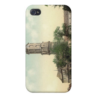 The castle Weimar Thuringia Germany Cases For iPhone 4
