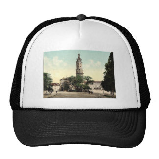 The castle, Weimar, Thuringia, Germany rare Photoc Trucker Hat