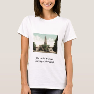The castle, Weimar, Thuringia, Germany T-Shirt