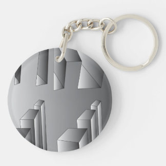 The Castle within the Mind Keychain