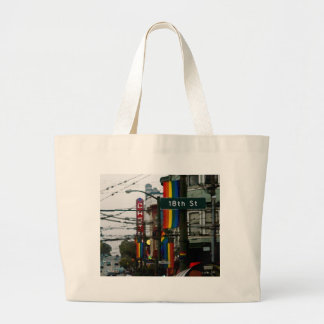 The Castro Large Tote Bag