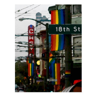 The Castro Post Cards