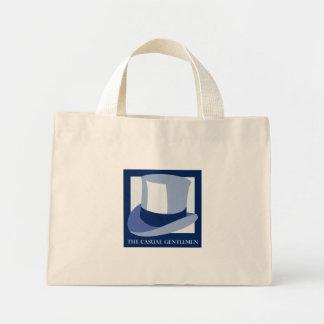 The Casual Gentlemen Mini Tote Bag