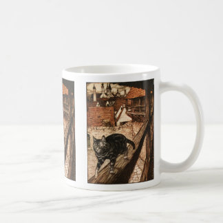 The Cat and Mouse in Partnership Coffee Mug