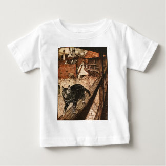 The Cat and Mouse in Partnership T-shirt