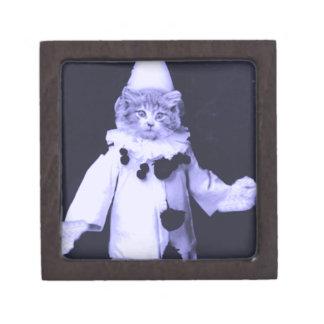 The Cat Clown Premium Jewelry Boxes