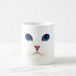The Cat Coffee Mugs