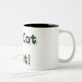 The Cat Did It! Mug