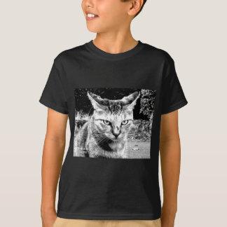the cat eyes 2016 tokyo modern art cosmo art jpn T-Shirt