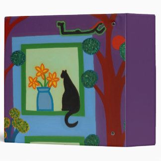 The Cat From Askew Crescent 2008 Binder