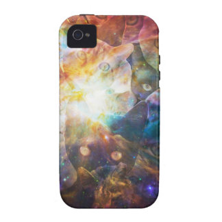 The Cat Galaxy iPhone 4 Cases