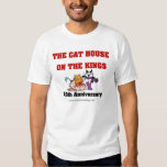 The Cat House on the Kings 20th Anniversary shirt