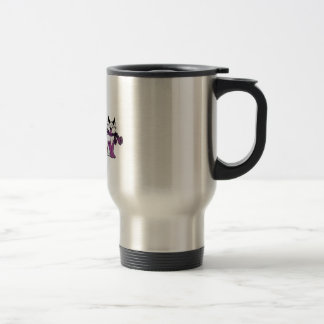 The Cat House on the Kings travel mug