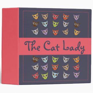 The Cat Lady Binder