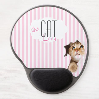 The Cat Lady's Purrfect Mousepad