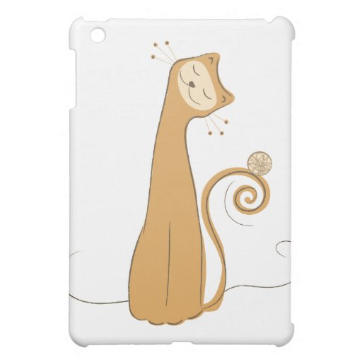 The Cat - Seal Point iPad Mini Cover
