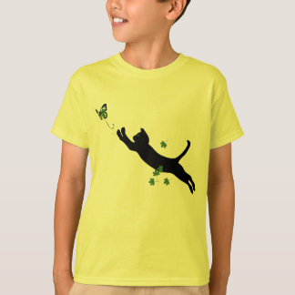 The Cat & The Butterfly T-Shirt