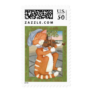 The Cat & The Fiddle Postage