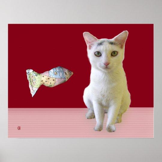 The Cat Toy's Revenge Poster