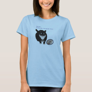 The Cat, version 2 T-Shirt
