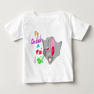 The CAT Wink 1.PNG Infant T-shirt